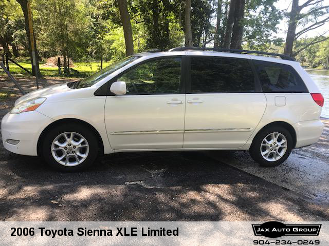 2006 Toyota Sienna XLE Limited We Provide Very Easy Financing, We Also  Offer Extended Unlimited Mile Warranties! Jax Auto Group 3138 CR 220  Middleburg FL ...